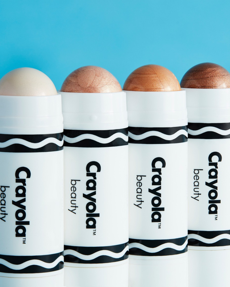 Crayola ASOS Beauty Collaboration