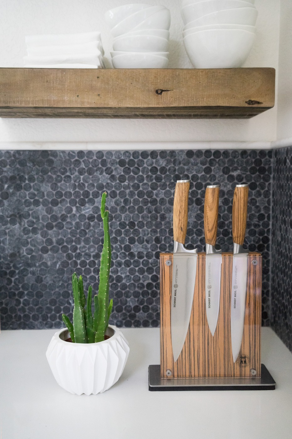 Crate and Barrel Magnetic Knife Holder