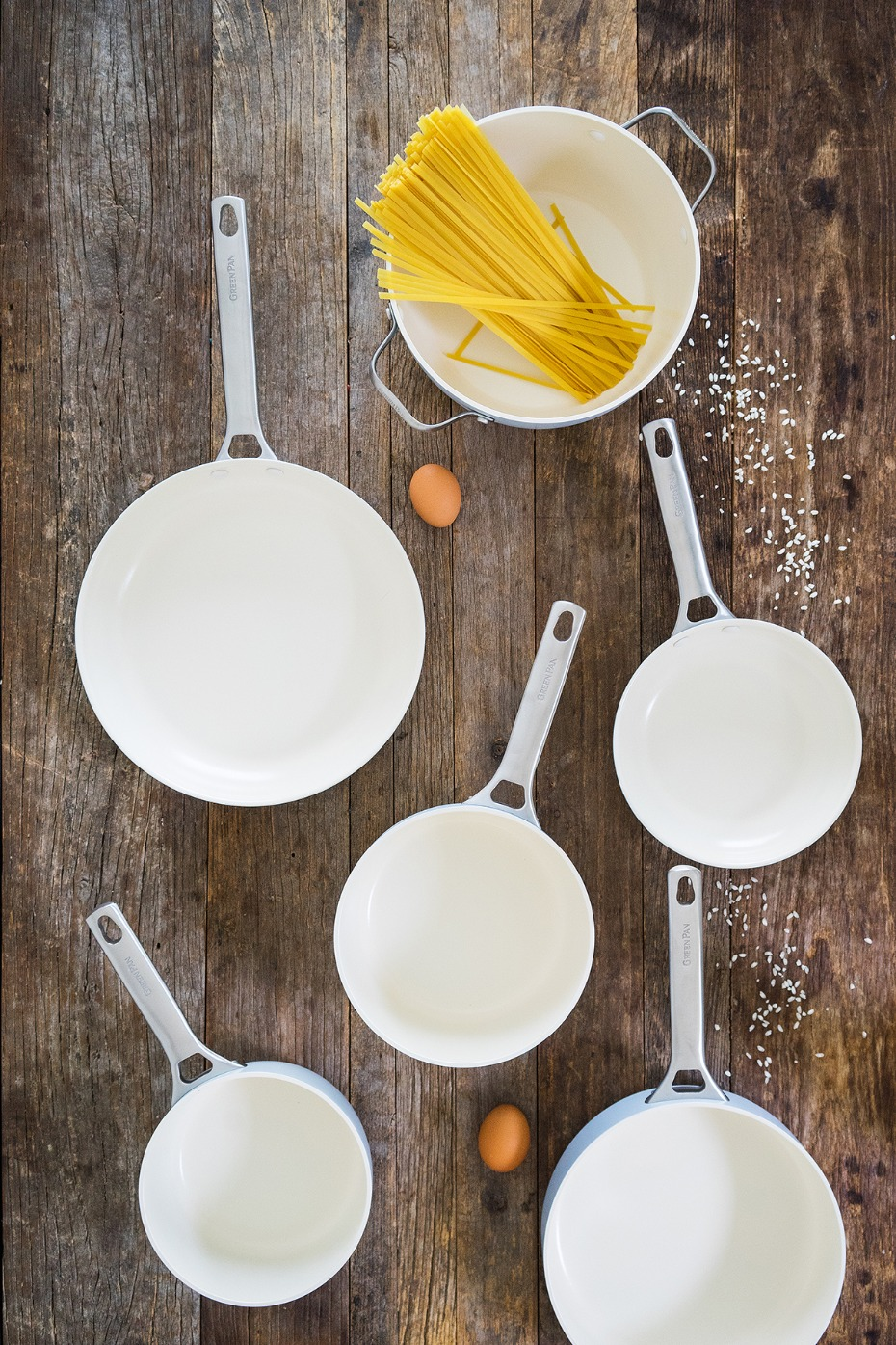 Crate and Barrel Ceramic Cookware