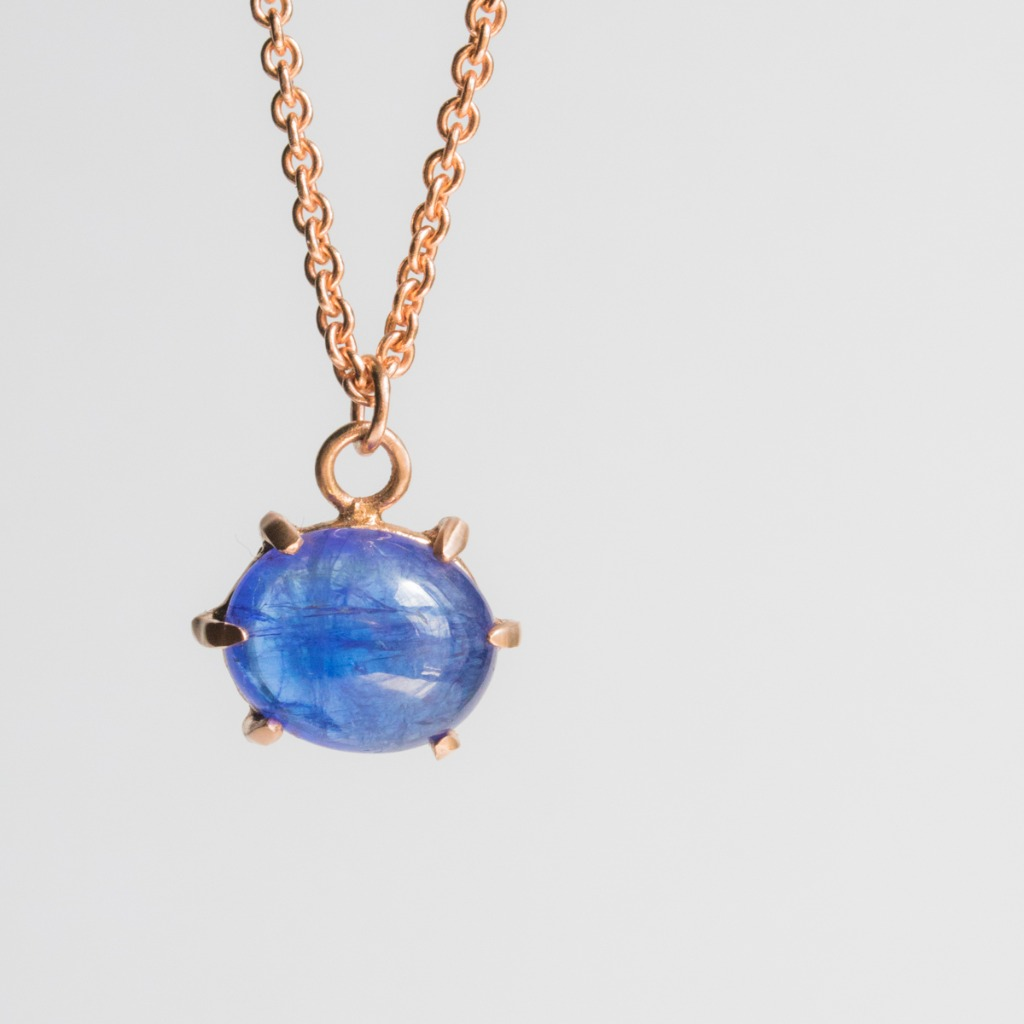 A magical one of a kind gemstone with enchating flash of color.
