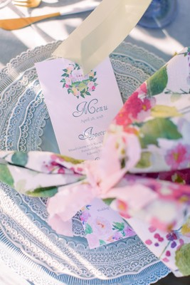 How To Have A Perfectly Posh Flowers Forward Wedding