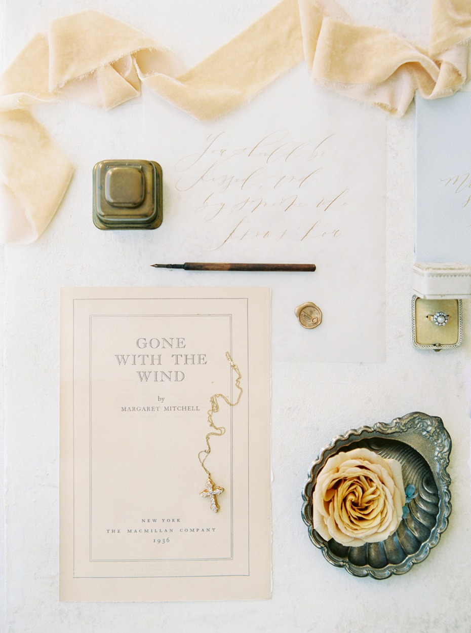 Gone with the Wind wedding ideas