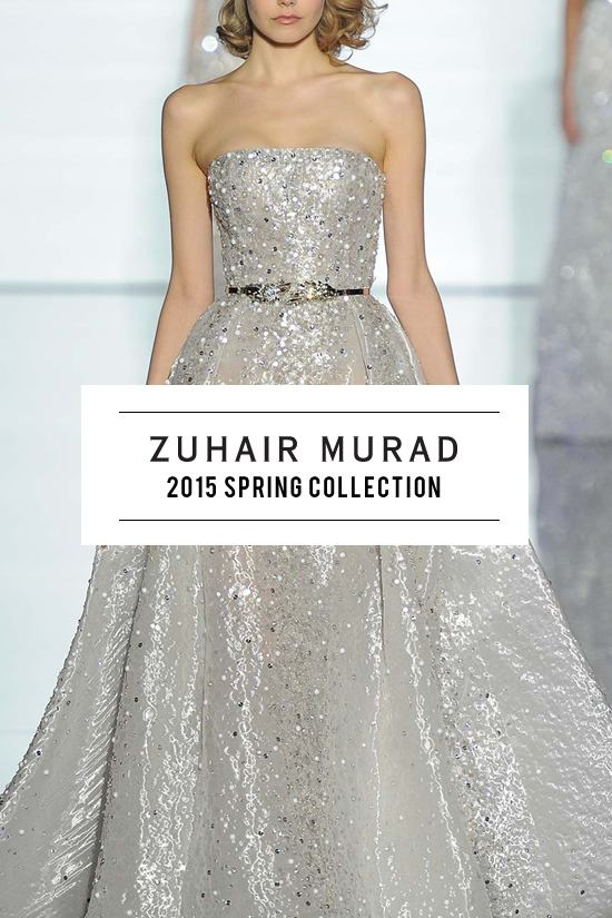 Zuhair Murad 2015 Collection