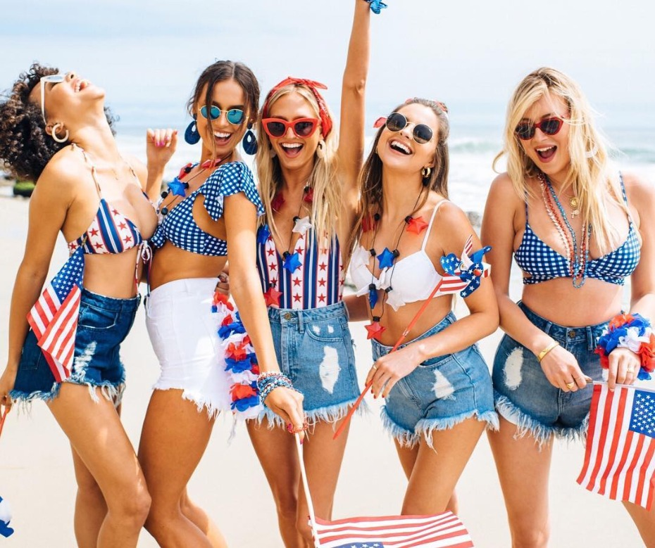 Show Me Your Mumu 4th of July Shop