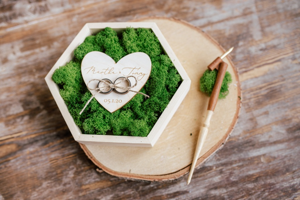 Inspiration Image from Margo & Bees