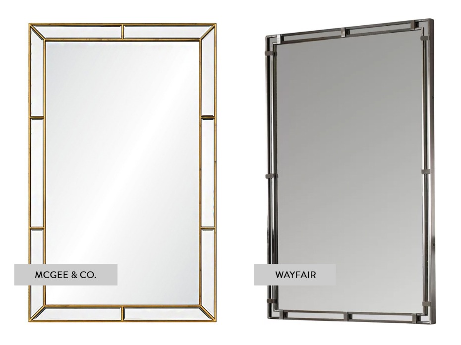 mirrors for your bathroom