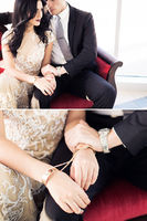 Fifty Shades of Grey Engagement Inspiration
