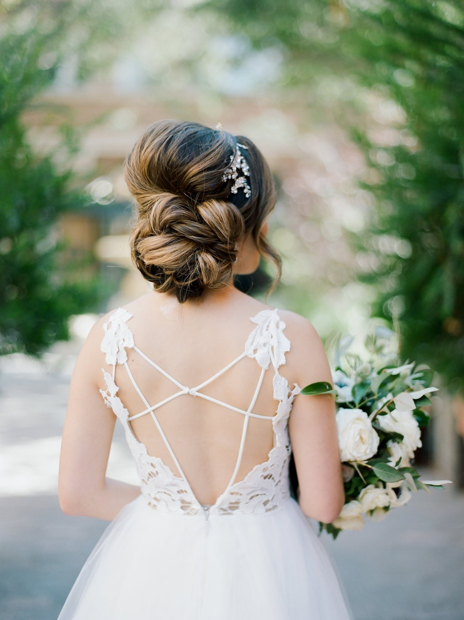 20 Wedding Hairstyles From Real Brides