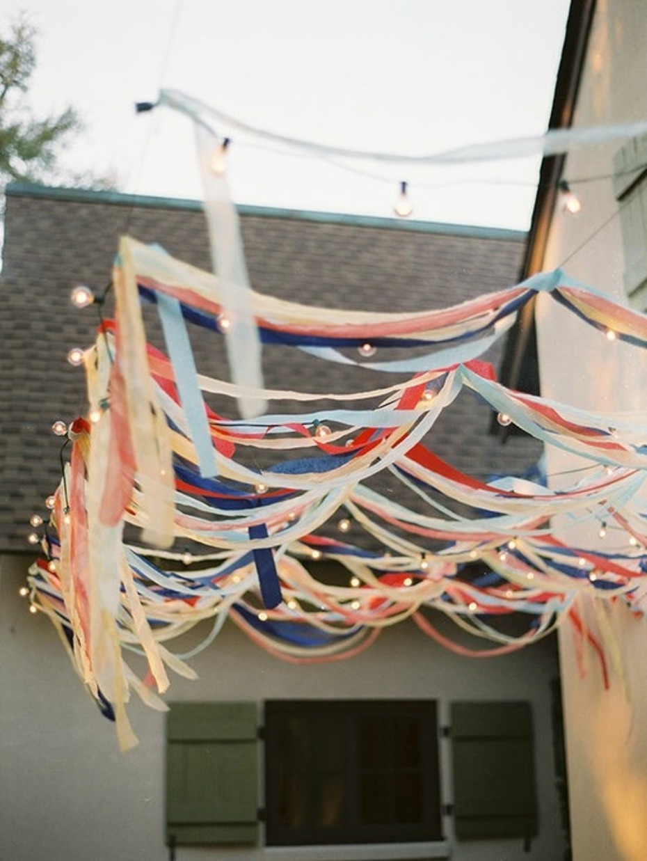 4th of July holiday decor ideas