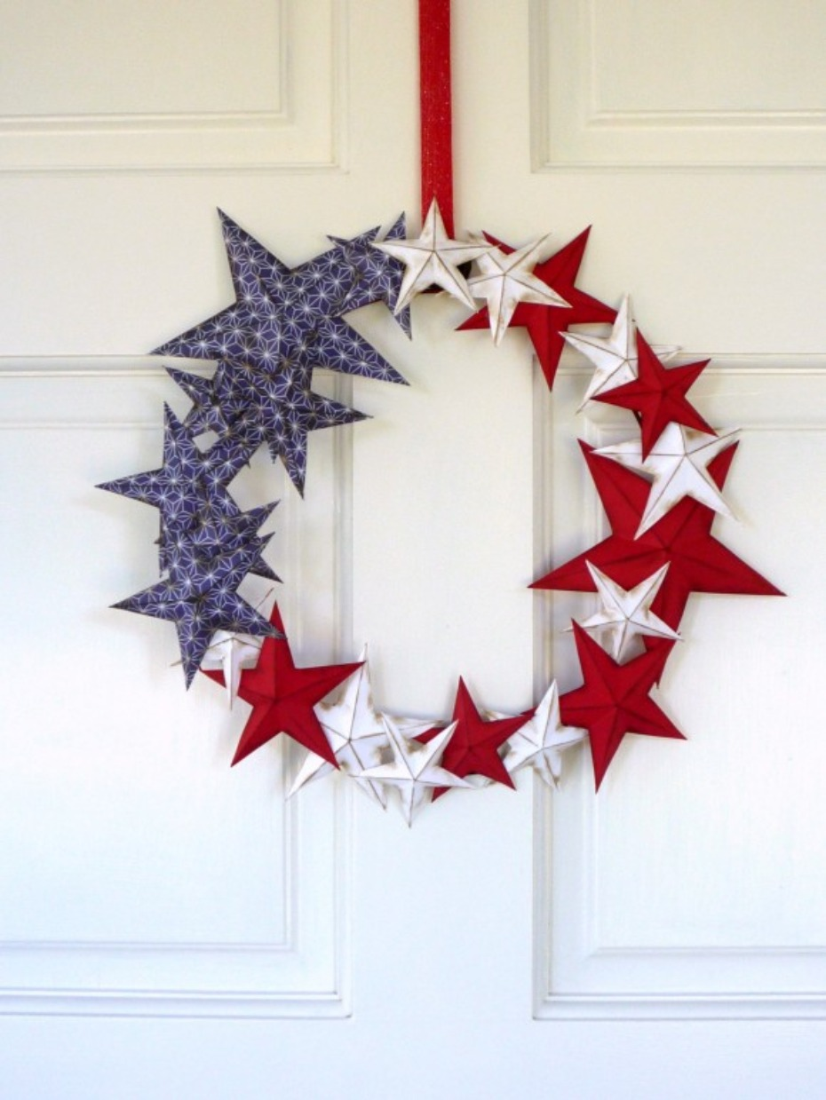 easy 4th of July decor ideas