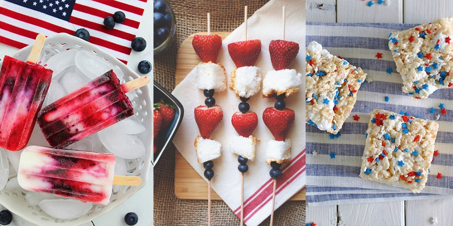 4th of July food recipes