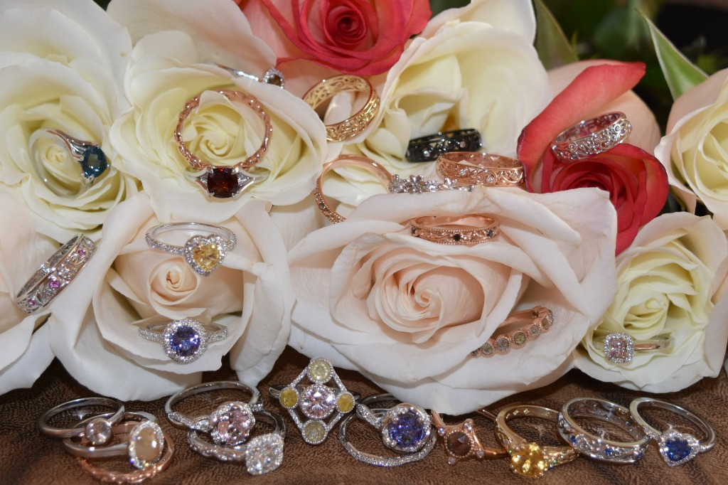 Rings by Irina. Explore my collection on Etsy.