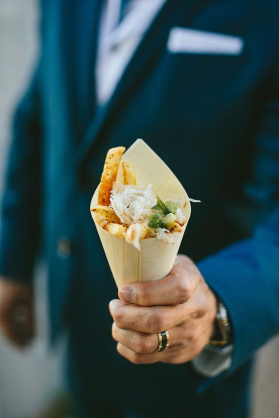 Delicious & Original Wedding Food Ideas