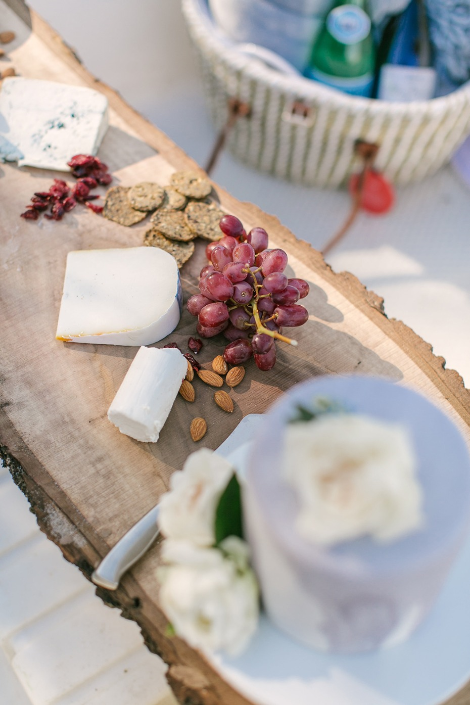 cheese board for your wedding day