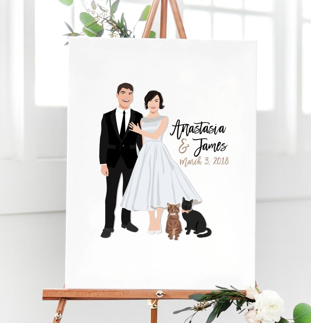 Are you on the hunt for the perfect Guest Book Alternative? If you're looking for something simple that checks all your wedding vision