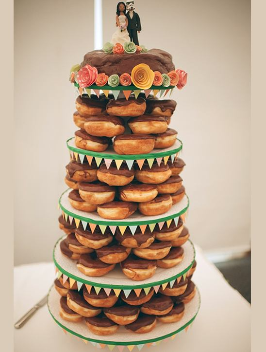 Trending 10 doughnut wedding cake ideas 512 10 doughnut wedding cake ideas junglespirit Gallery