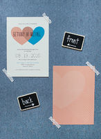 40% Off Save the Dates from The American Wedding