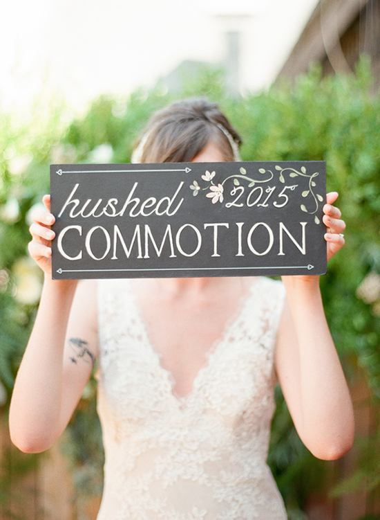 Hushed Commotion Spring 2015 Collection