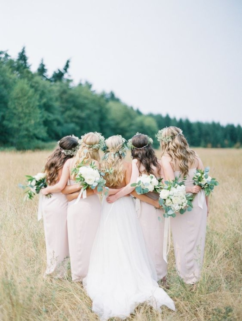 7 Tips for Being The Best Bridesmaid Ever