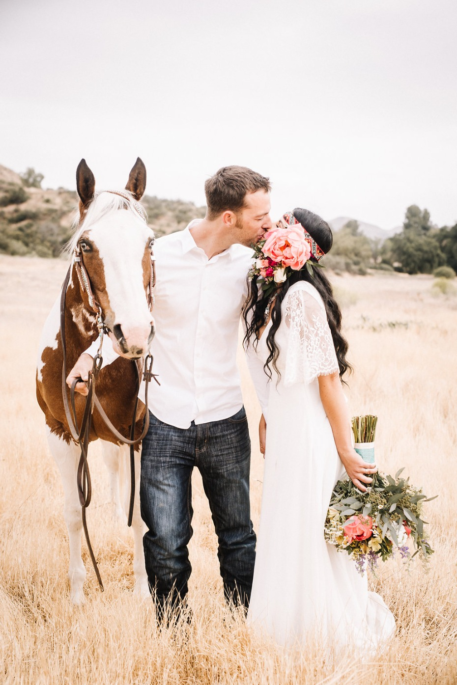 Southwestern boho wedding ideas