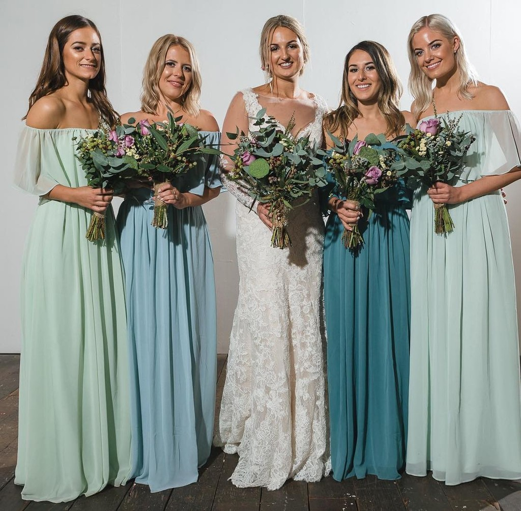 From favorite bridesmaid dress to favorite anytime dress.🌿