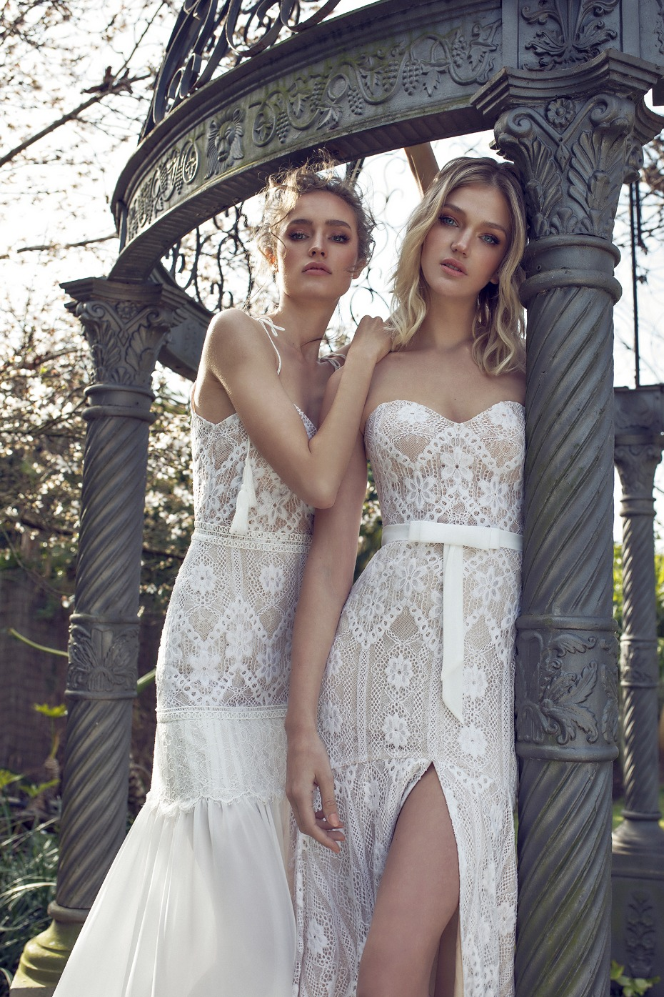 Taylor and Willow dresses from the Limor Rosen XO Collection