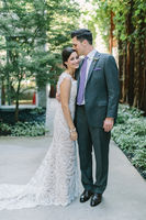Elegant Lavender Wedding