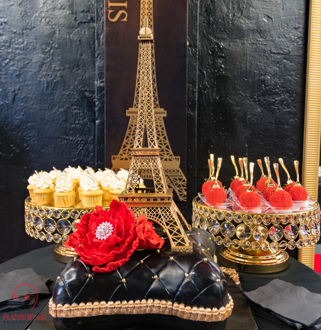 Beautiful Desserts on Beautiful Dessert Stands created by Opulent Treasures