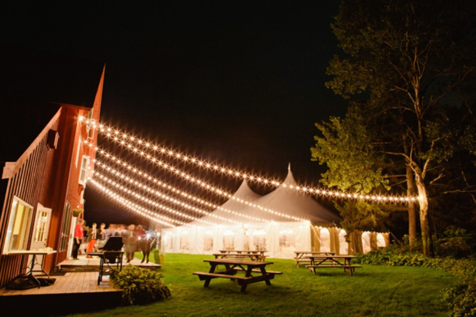 wedding lighting for your reception
