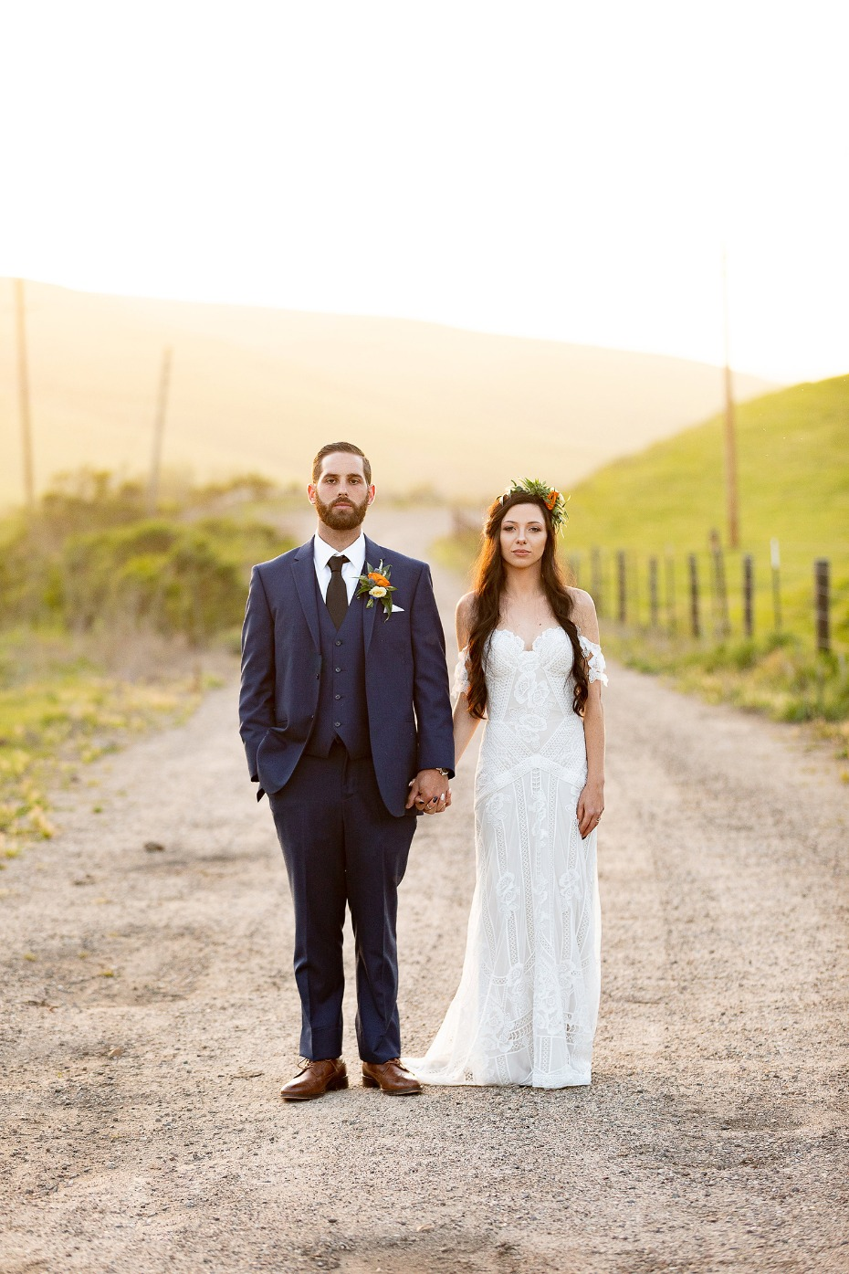 Cannabis infused wedding in California