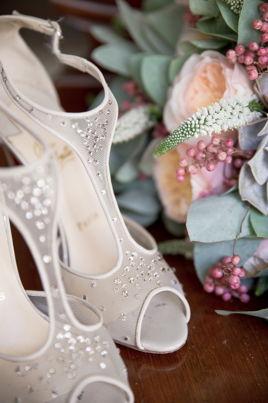 Wedding Louboutins