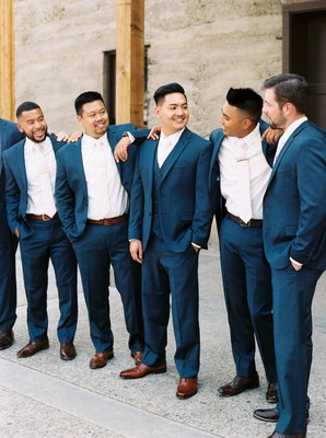 A September Winery Wedding in California