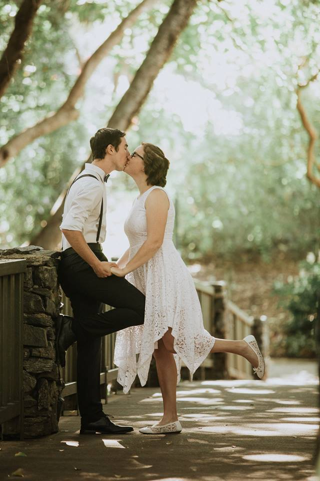 Elope in Brisbane with a Brisbane Wedding Decorators styled elopement!