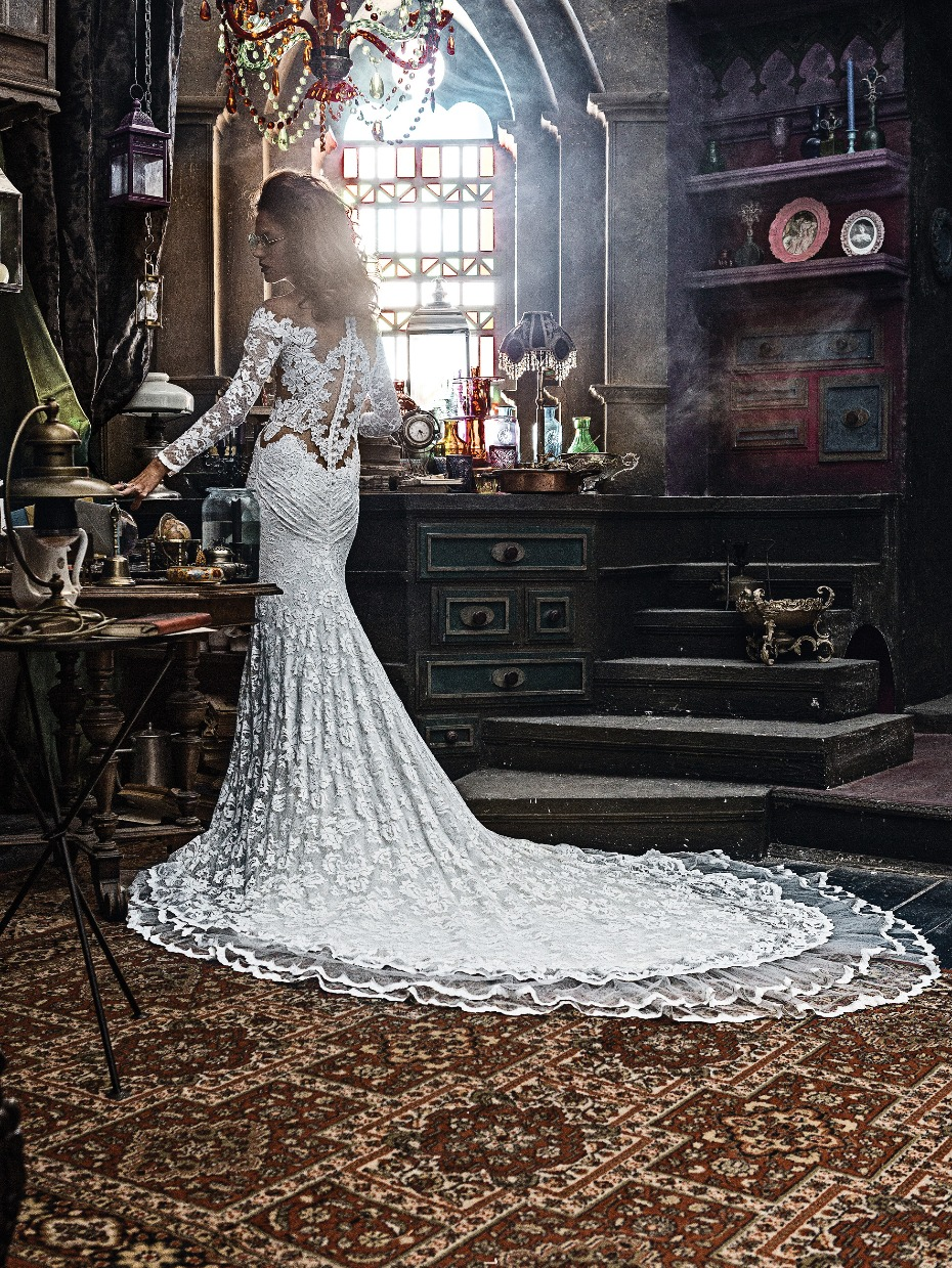 Olvi's Lace Bridal Collection