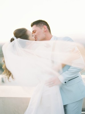 A Gorgeous Airbnb Wedding in the Hills of San Diego for 10k