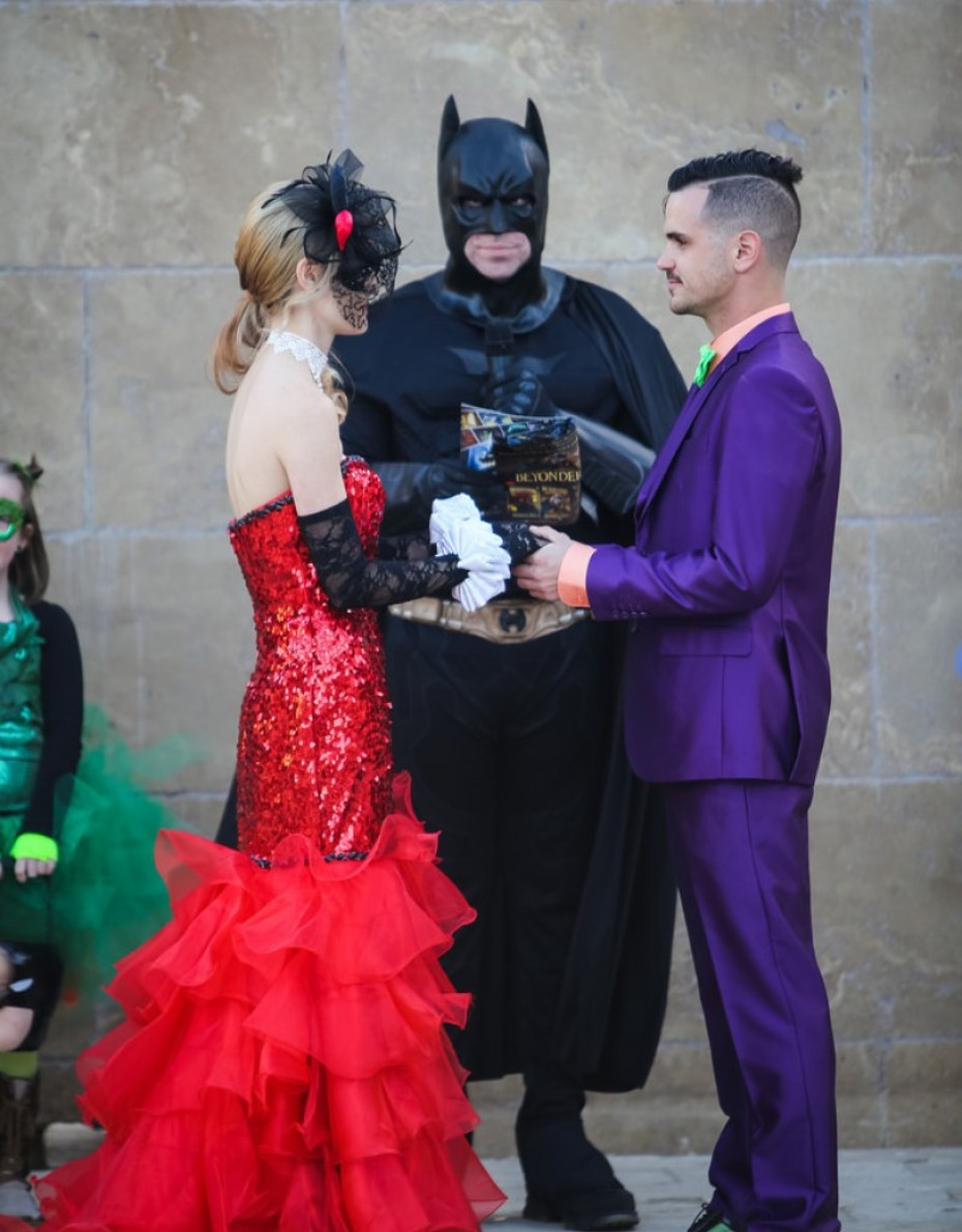 Wedding Season Meets ComicCon Season How To Nerd Out On Your Big Day