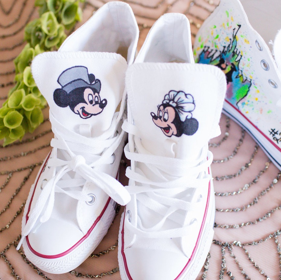 12 Not-So-Basic Ways to Add Disney Magic to Your Wedding