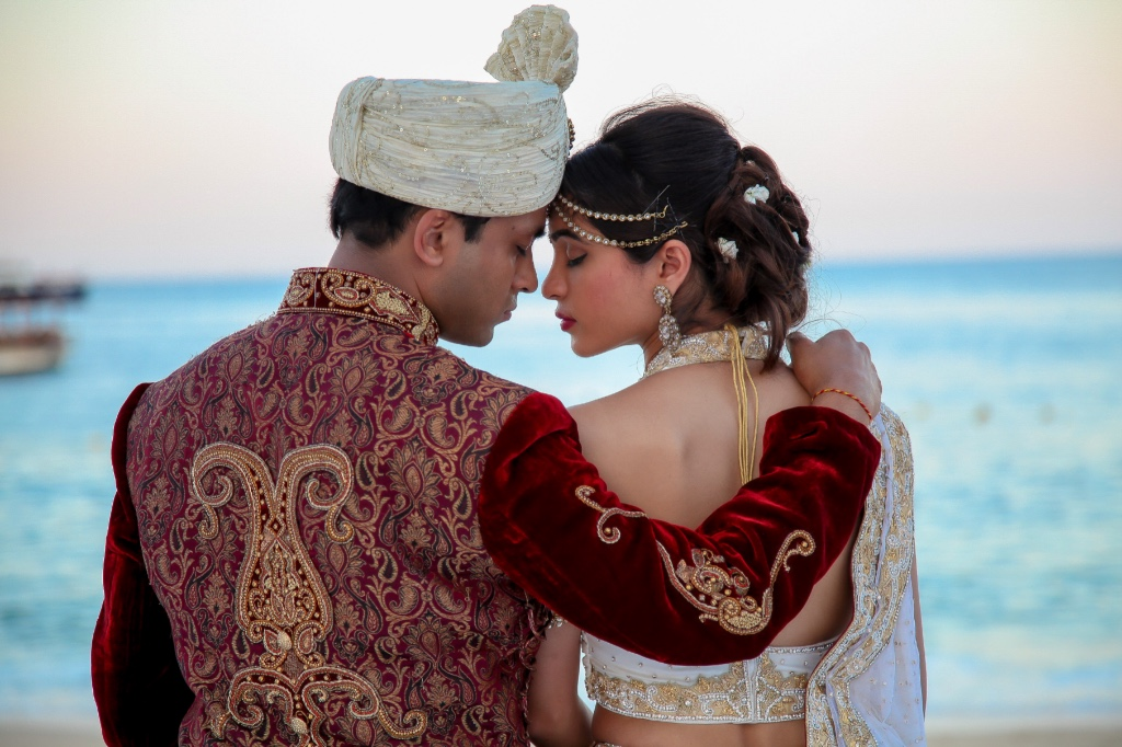 Whimsical Hindu Wedding full of emotions and surprises.