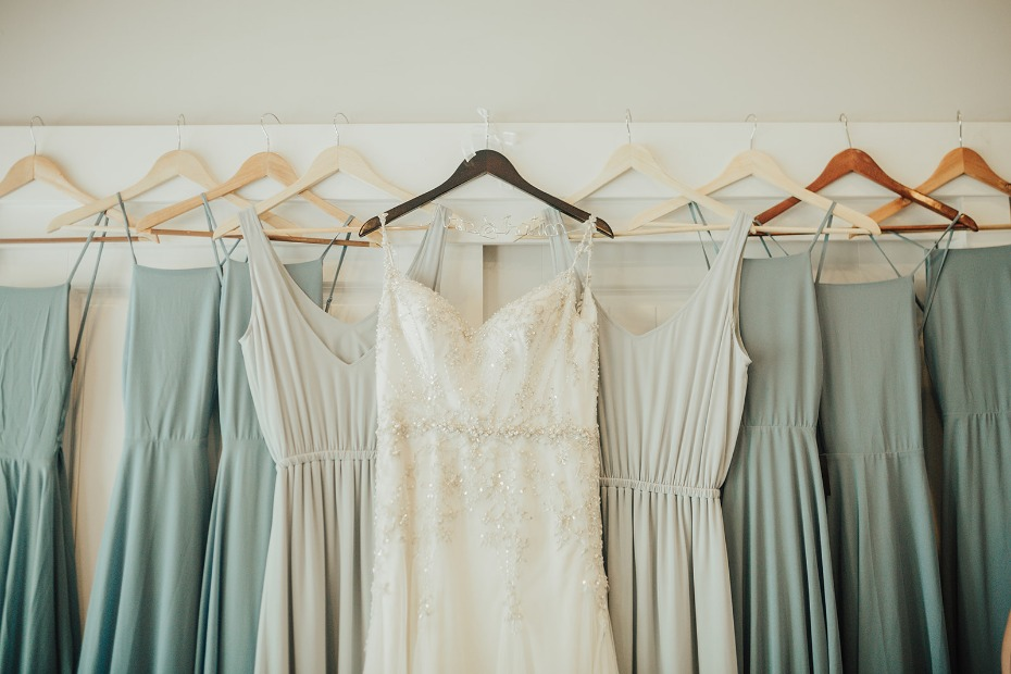 dresses for the bridal party