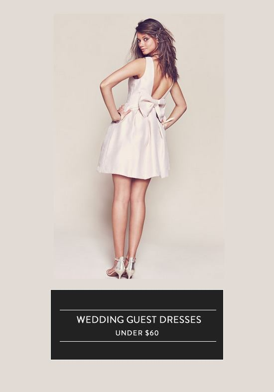 Trending 10 Wedding Guest Dresses For Under 60