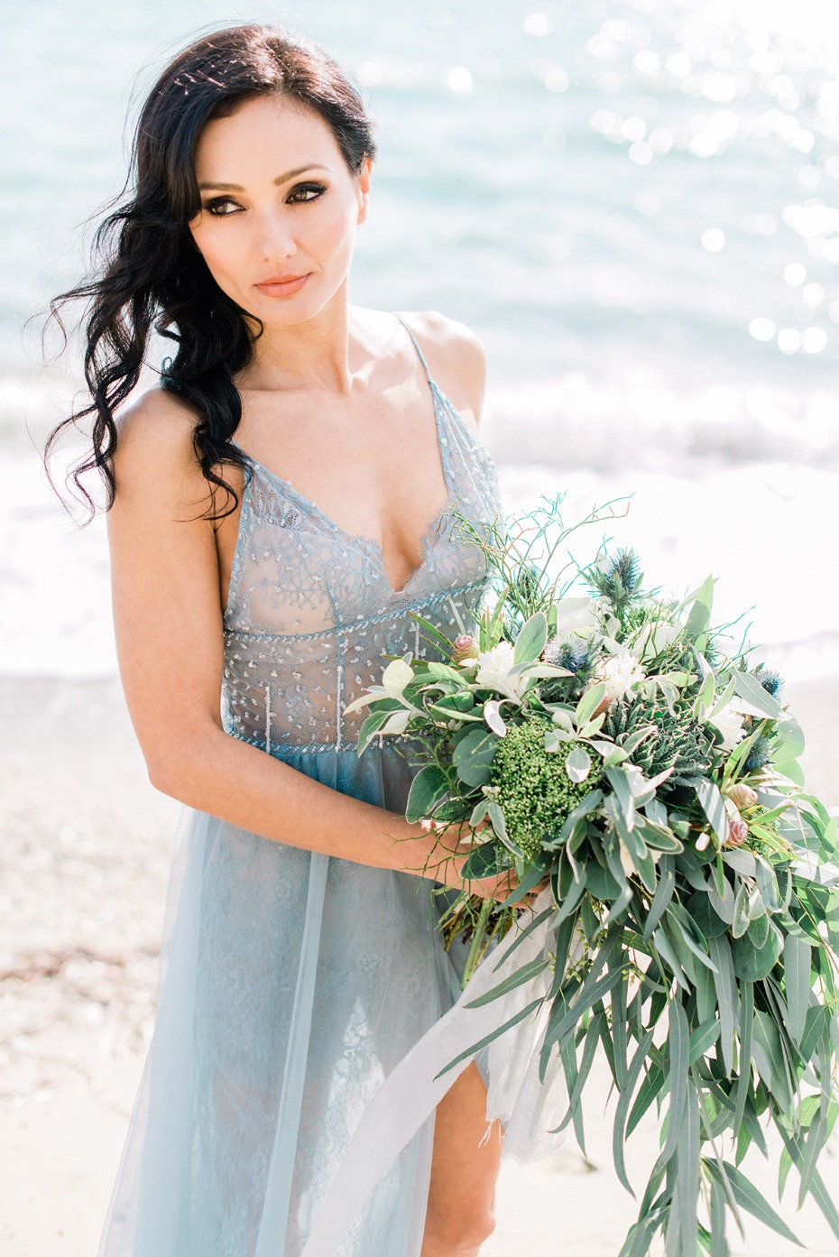 wedding style for your beach wedding