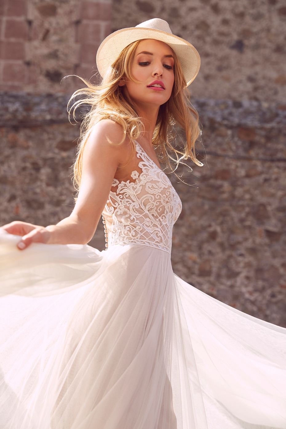 Huxley wedding dress from Wtoo by Watters