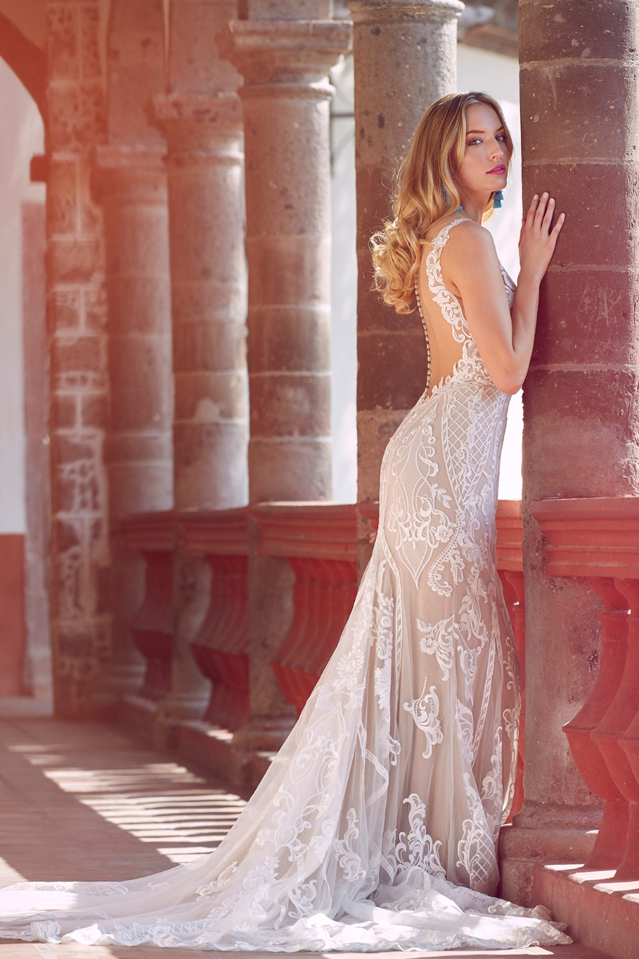 Viola wedding dress by Wtoo by Watters