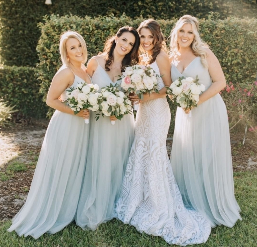 3b21ae23ce0 kicking off  tullethursdays with these serenity blue babes in our brielle   jycbrielle dress!