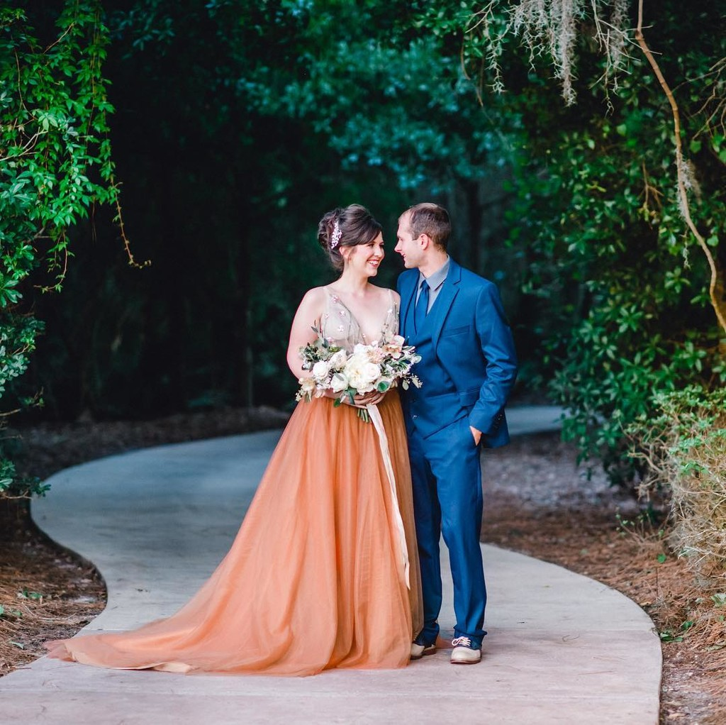 In awe over these Disney World styled shoot images from