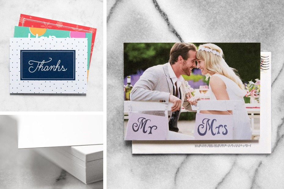 How Cool Are Handwritten Save the Date Cards
