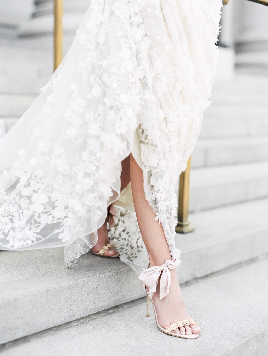 The only romantic and chic blush wedding shoes that you'll ever need to wear both on your wedding day and any other special occasion