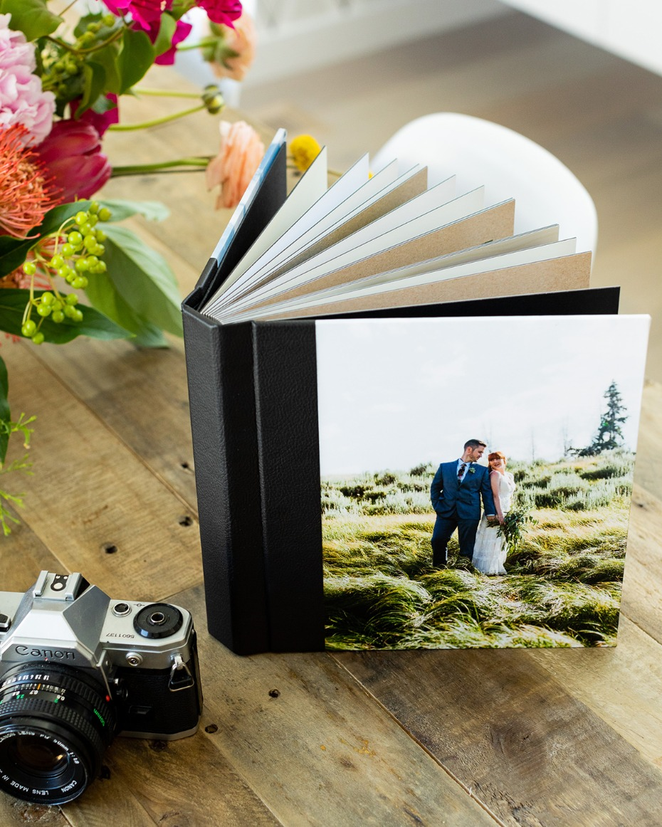 ultra thick pages on the Shutterfly photo books