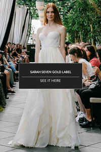 Sarah Seven Gold Label