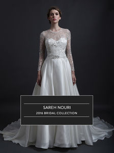 Sareh Nouri 2016 Bridal Collection